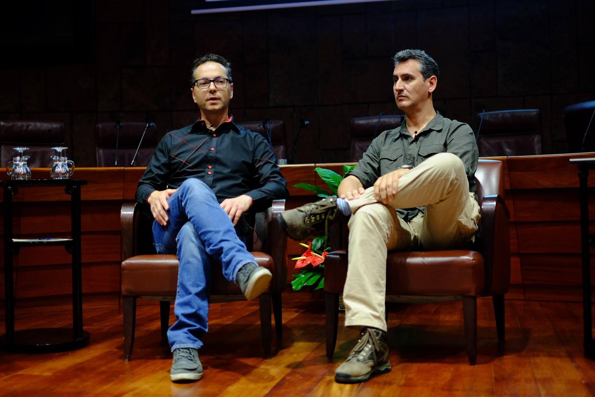 Jose Gregorio González y Lorenzo Fernández Bueno