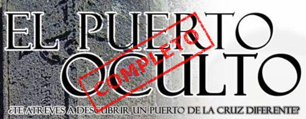 EL PUERTO OCULTO – Ruta por los misterios del Puerto de La Cruz