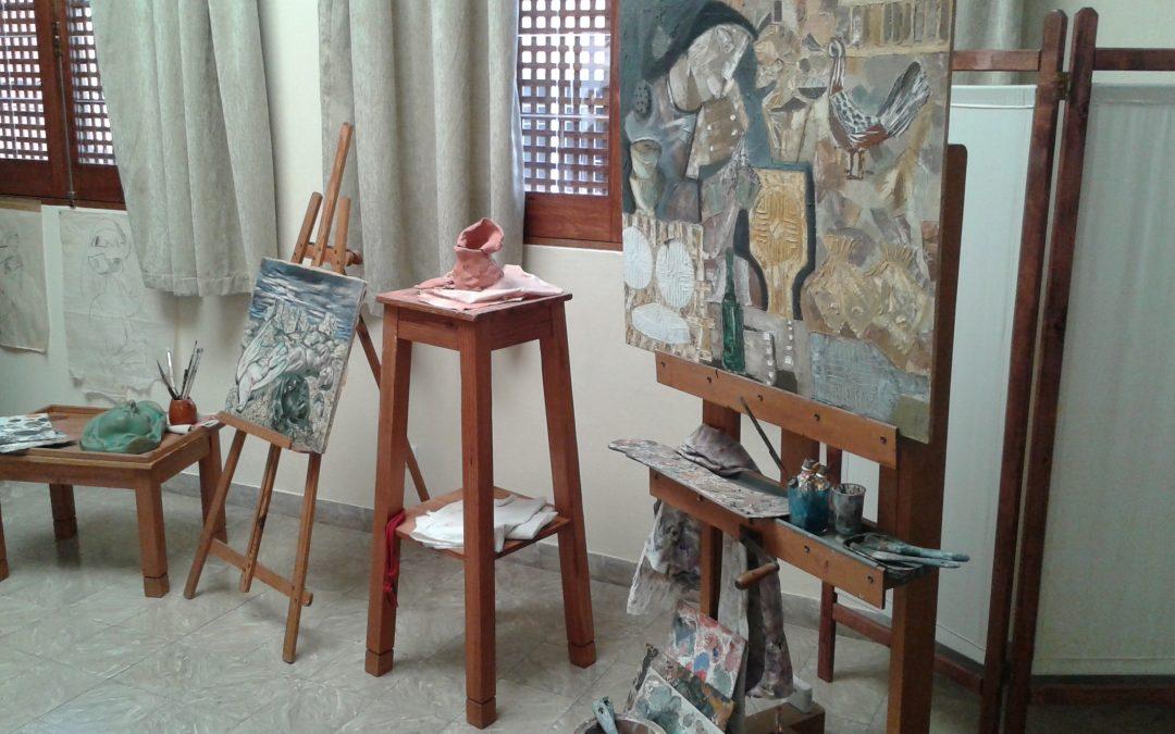 ANTONIO PADRÓN – Pintando la magia