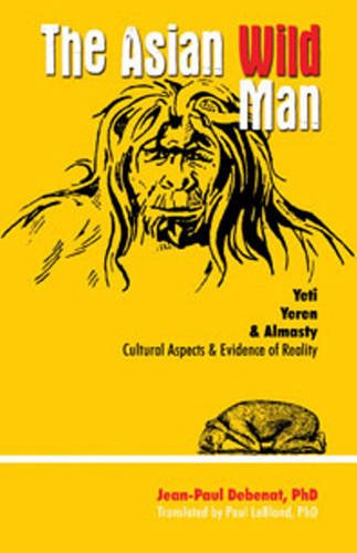 ASIAN WILD MAN BOOK