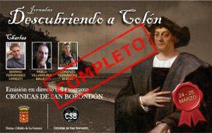 Descubriendo a Colón 1