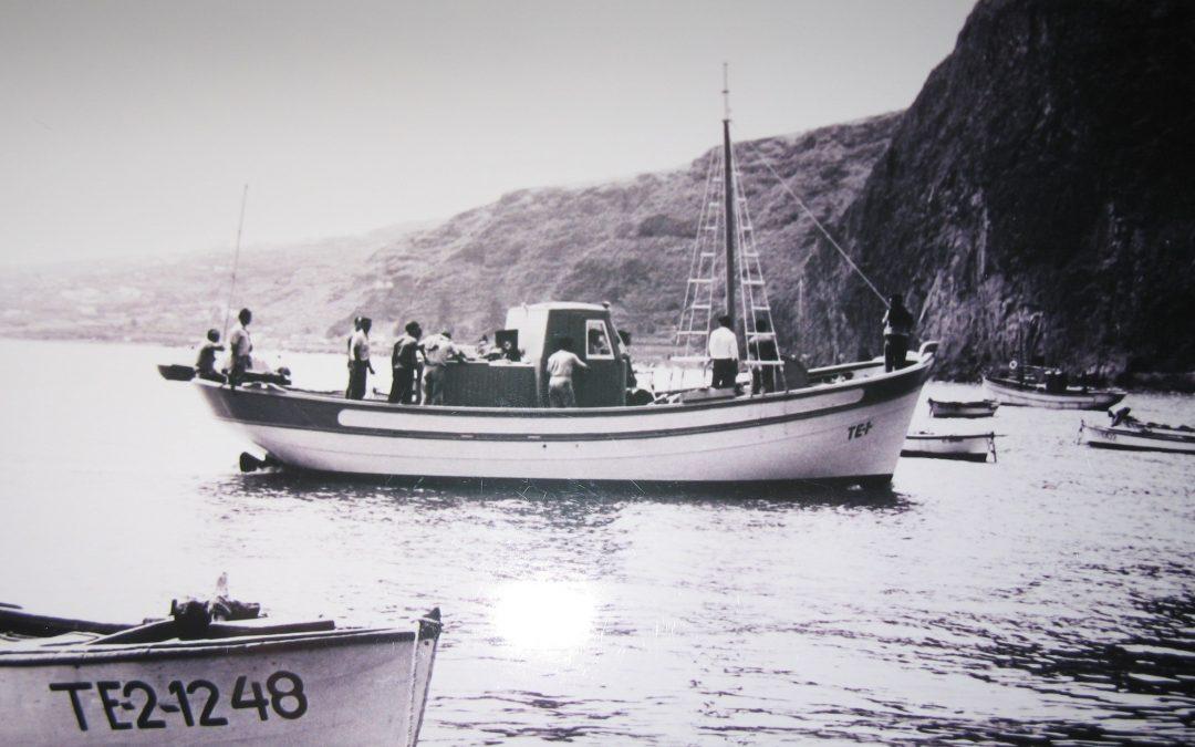 """EL """"FAUSTO"""" – El barco fantasma de Canarias"""