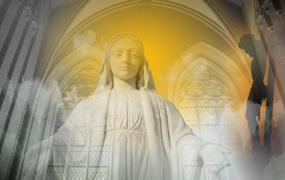 APARICIONES MARIANAS – De lo paranormal a lo sobrenatural
