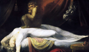 sleep-paralysis-depicted-in-a-traditional-way-as-a-demon