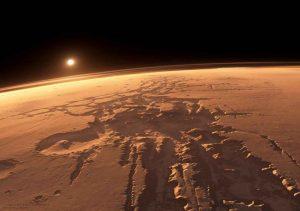Canales marcianos