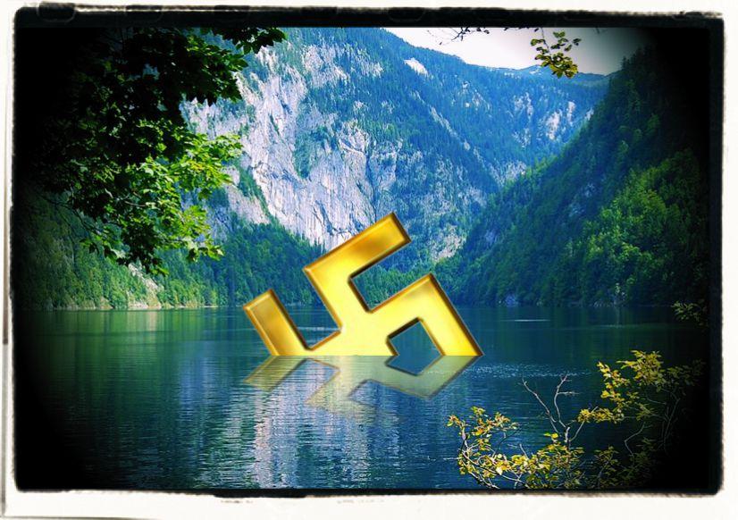 LOS MISTERIOS DEL LAGO TOPLITZSEE – El basurero de Hitler.