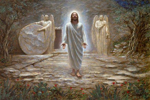 LA TUMBA DE JESÚS – Asunto de estado