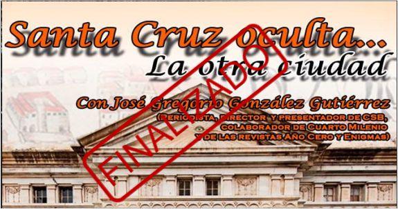 Ruta –  Santa Cruz, la ciudad masónica