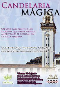 Cartel Candelaria 20_30