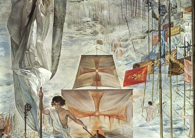 Dali Dream of Christopher Columbus 1959
