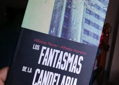 Las investigaciones del Hospital del Tórax han sido recogidas en un libro en el que también se habla de experiencias paranormales en otros hospitales de Tenerife.