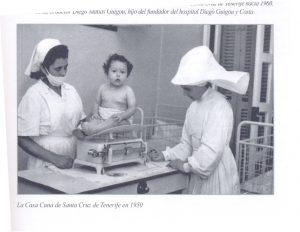La figura con sombrero que describen los pacientes recuerda a una monja con el antiguo hábito tocado con una característica ala ancha