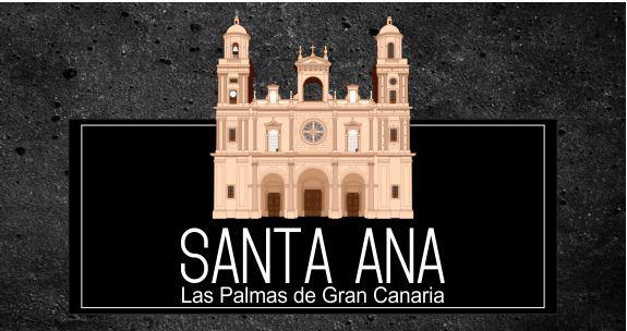 Santa Ana, marcas de cantero, signos de iniciación