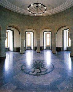 solnegro en castillo nazi de wewelsburg