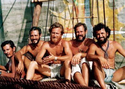 tripulacion expedicion atlantis