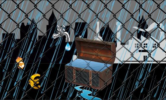 ORO AZUL – La conspiración del agua