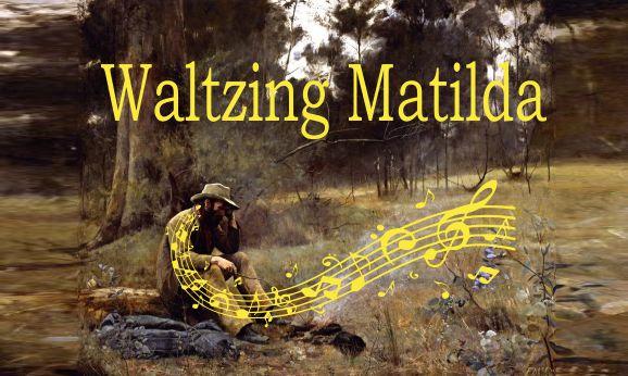 WALTZING MATILDA – La Cara B