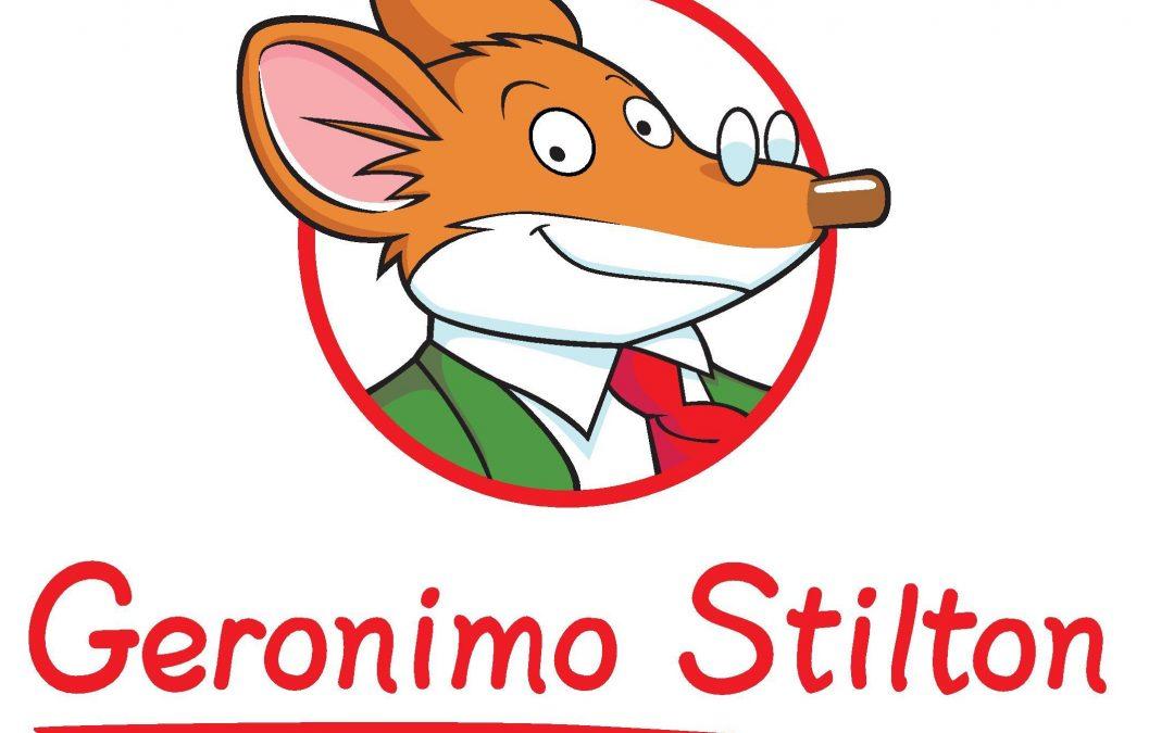 GERÓNIMO STILTON: un ratón con nombre de queso