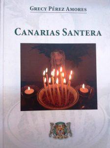 Portada libro Canarias Santera