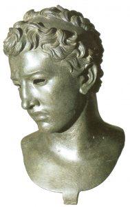 Busto diademado de Juba II_Museo Arquelógico de Rabat