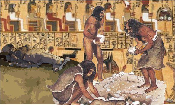 TIERRAS DE MOMIAS – Nueva luz sobre las momias canarias y egipcias
