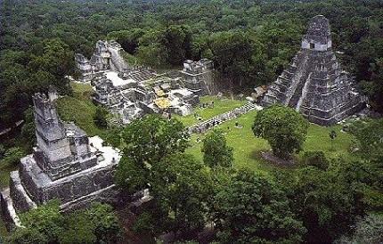 Fue real o no el descubrimiento de una ciudad maya por un niño