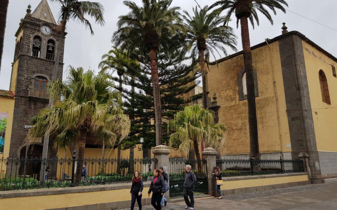 Luces y ruidos extraños en el convento de San Agustín de La Laguna
