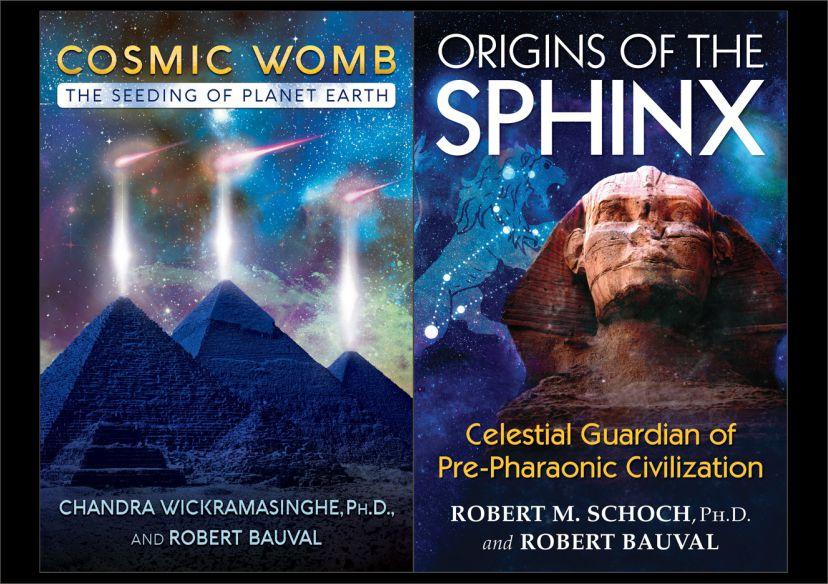 Orígenes de la esfinge y Matriz cósmica