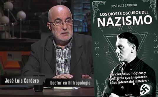 Ocultismo nazi con el profesor Cardero; Fasnia 1975, misteriosa desaparición; La Cara B de la música; enigmas con Pérez Campo, esta noche en CSB