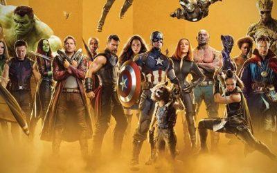 VENGADORES ENDGAME: Superhéroes por la ciencia y la tecnología