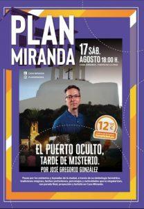 PLAN MIRANDA – JOSE GREGORIO GONZALEZ