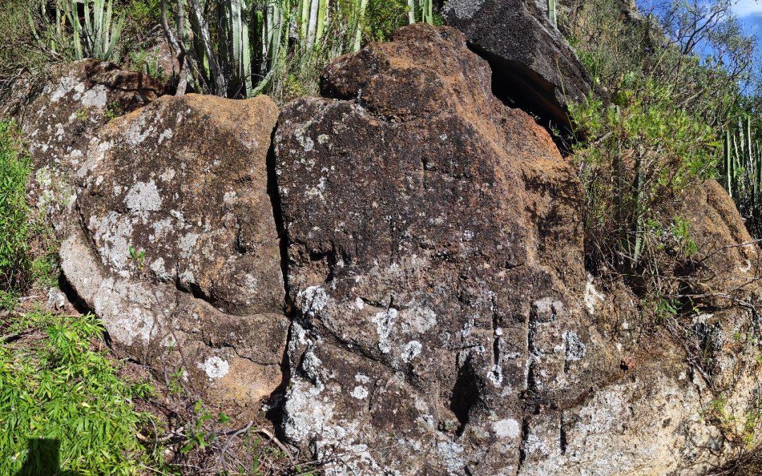 Las representaciones antropomorfas de Barranco Seco (Puntallana, isla de La Palma)