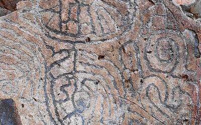 LA FAJANA, el fascinante mensaje rupestre de La Palma