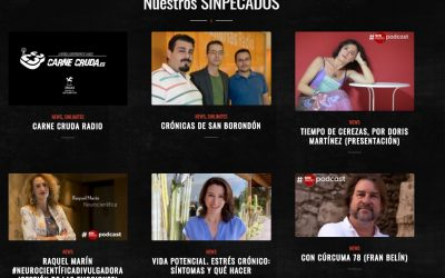Exquisiteces radiofónicas: Crónicas de San Borondón en el menú de SINRADIO