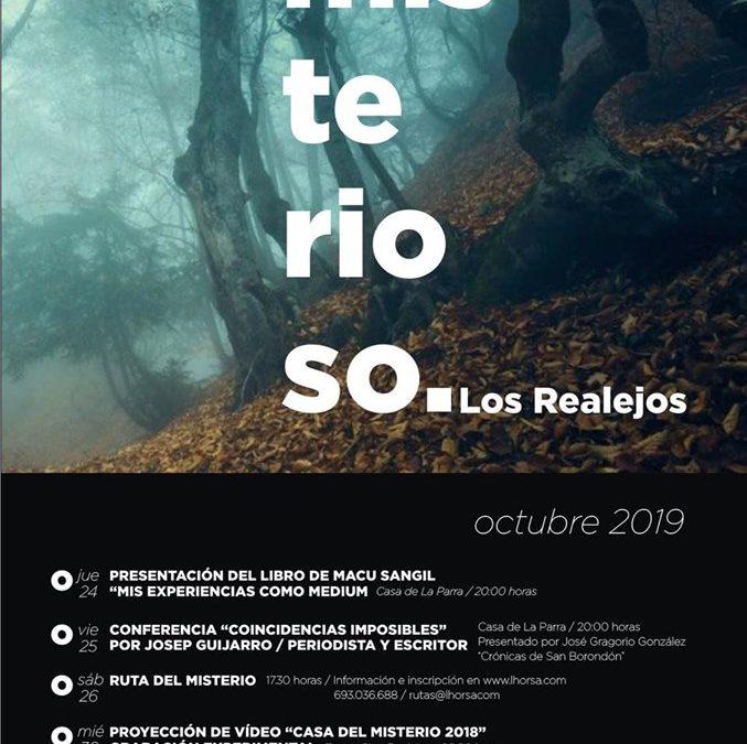 MISTERIO Los Realejos 2019. Un nuevo impulso desde CSB con Josep Guijarro