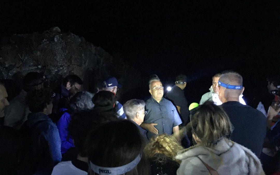 La Noche de Tacande, éxito de una propuesta de leyenda y misterio en El Paso