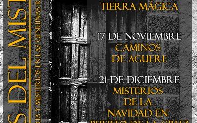 Misterienando de Tegueste a La Laguna, este domingo 17 de noviembre ¿te animas?