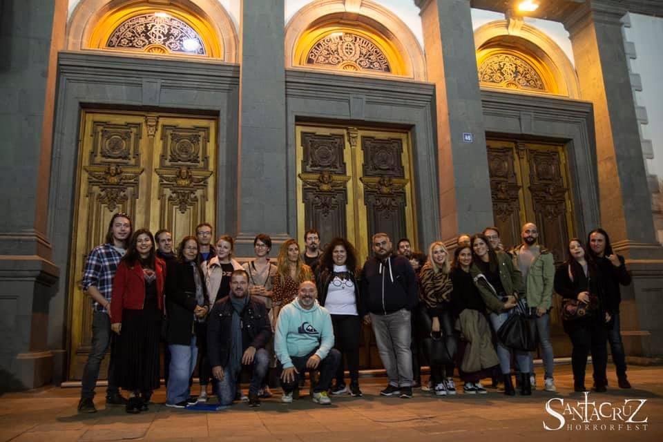 DARK CITY, EL LADO OSCURO DE SANTA CRUZ en el Horror Fest 2019