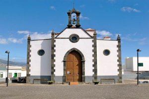 Ermita Ntra. Sra. de las Mecedes (Poris de abona)