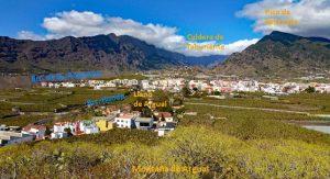 Vista panorámica desde la Montaña de Argual