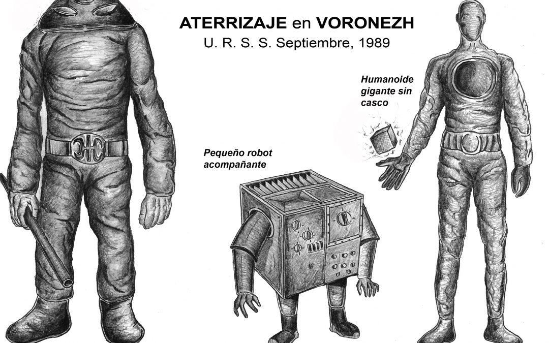 CSB12-5 Humanoides y encuentros imposibles en Vorónezh; los secretos del sueño; nutrición esencial; asombrosas coincidencias; el Alma de Tacande