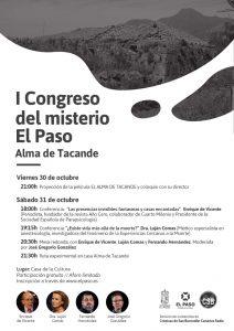 thumbnail_Carteles Agenda Octubre Congreso del Misterio
