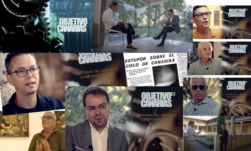 Objetivo Canarias, un buen trabajo televisivo sobre misterios