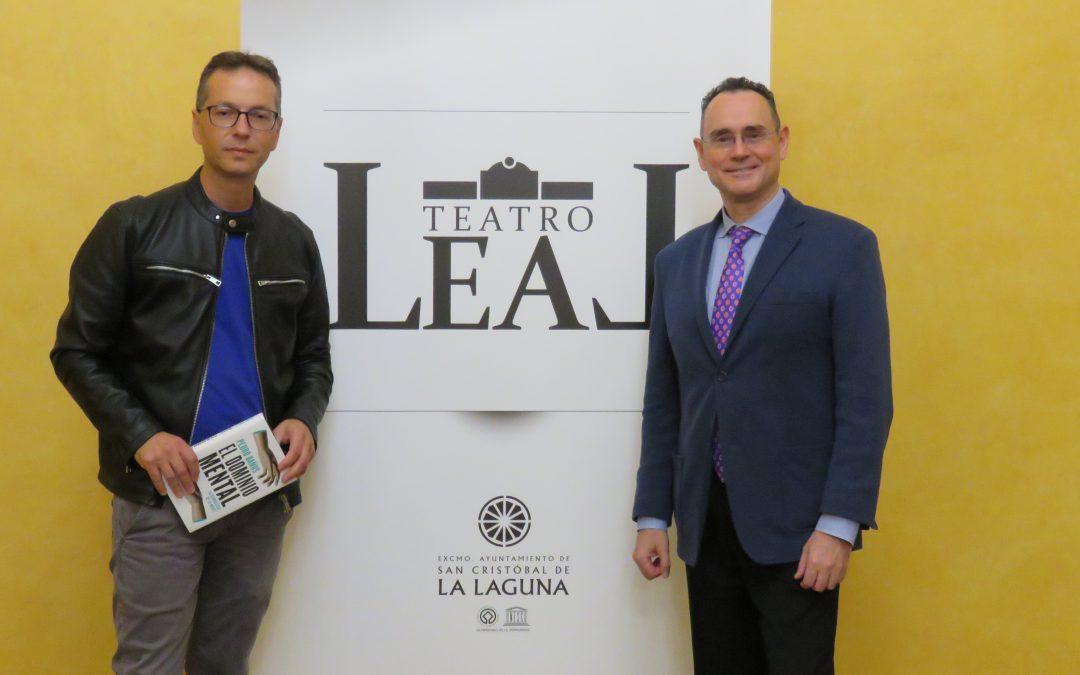 Pedro Baños y El Dominio Mental, en Canarias