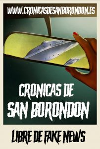 CRÓNICAS DE SAN BORONDÓN (4)