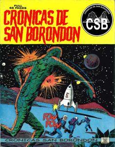CRÓNICAS DE SAN BORONDÓN (5)