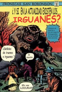 Los demoniacos Irguanes