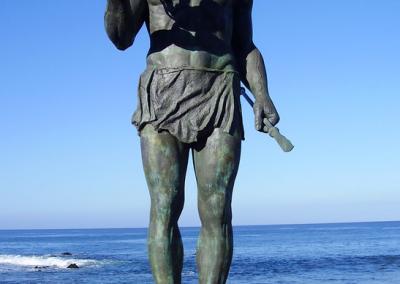 Estatua de Hautacuperche