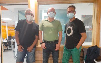 CSB13-1 Tertulia La Zona Fantasma; Cine y Misterio; la épica guanche de Cherfe. Este viernes 10 de septiembre