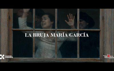 CSB13-4 Proyecto Canarias Oculta; Curanderas y santiguadores; Diálogos del misterio; María García, la bruja. Este viernes en CSB